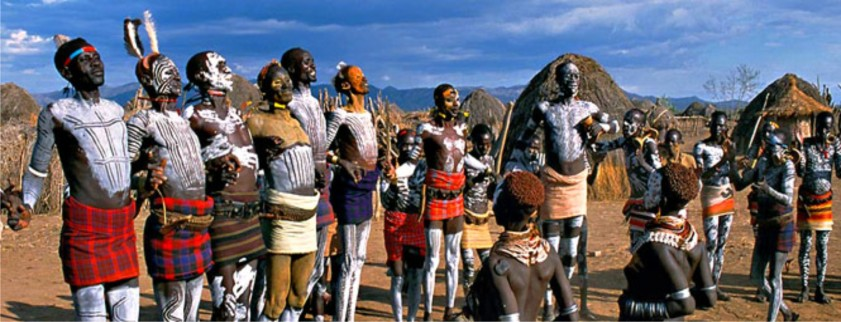 Ethiopian Culture – Little Box Of Treasures